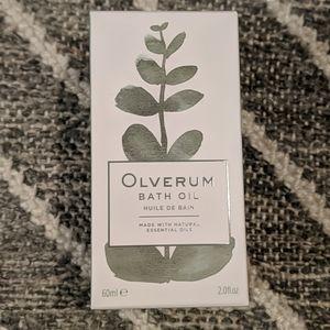 NWT Olverum Bath Oil